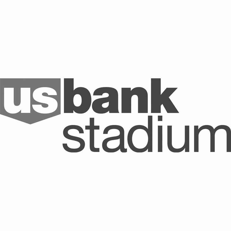 US Bank Stadium Logo