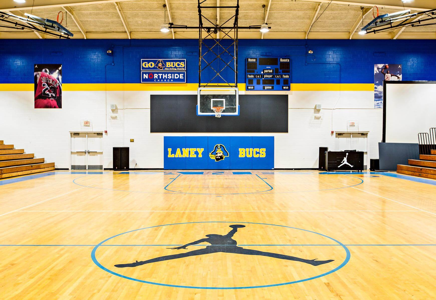 Laney High School