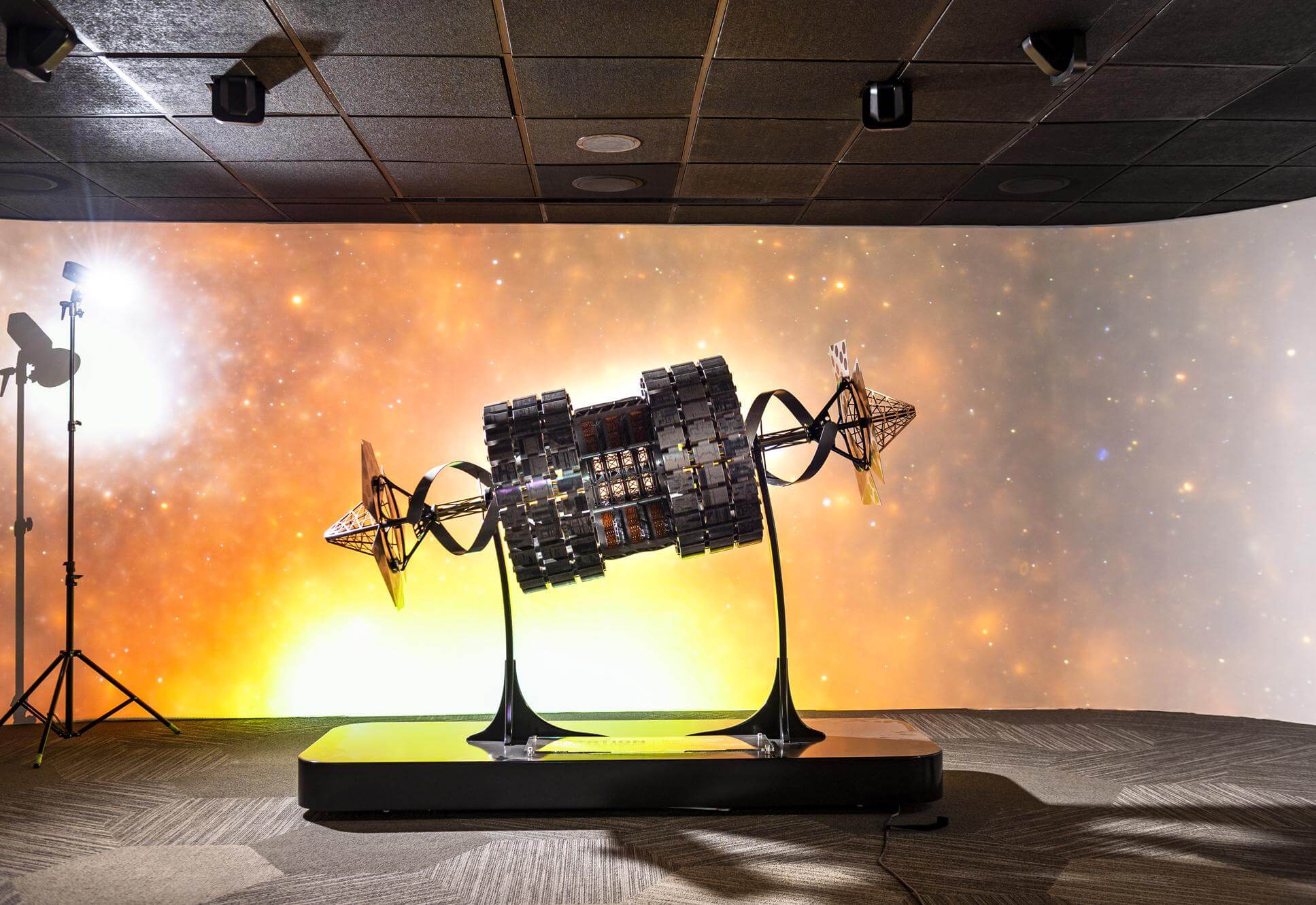 Solidworks Space Station