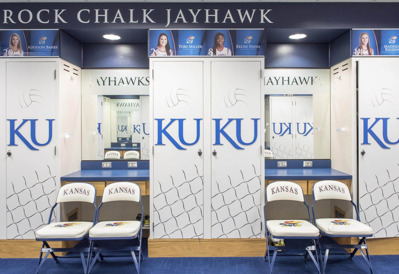 KU Volleyball