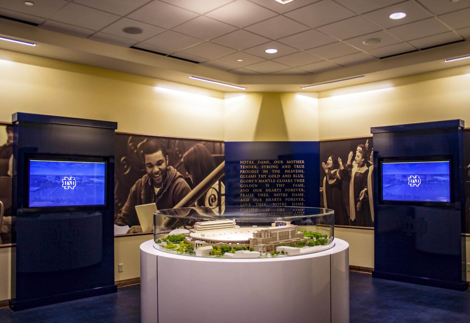Notre Dame Experience Center