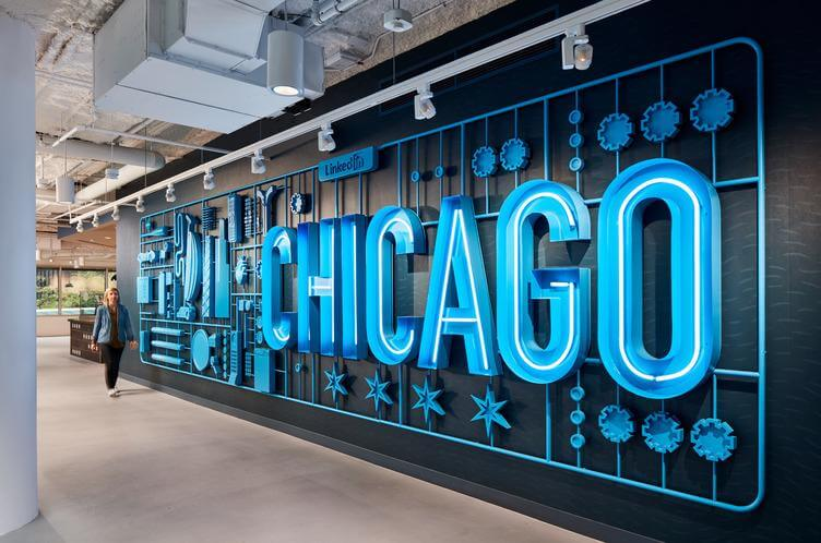 LinkedIn Chicago Office