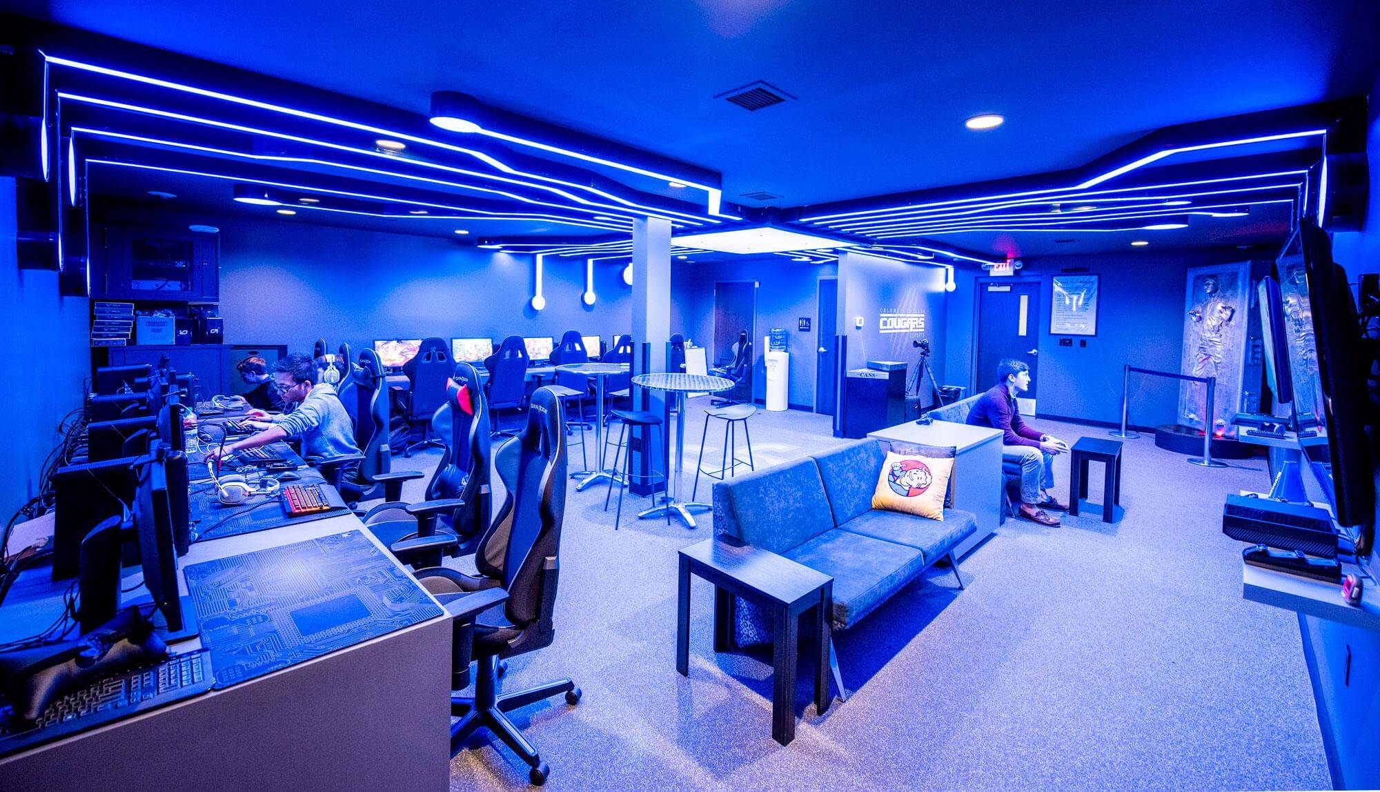 Columbia College Game Hut