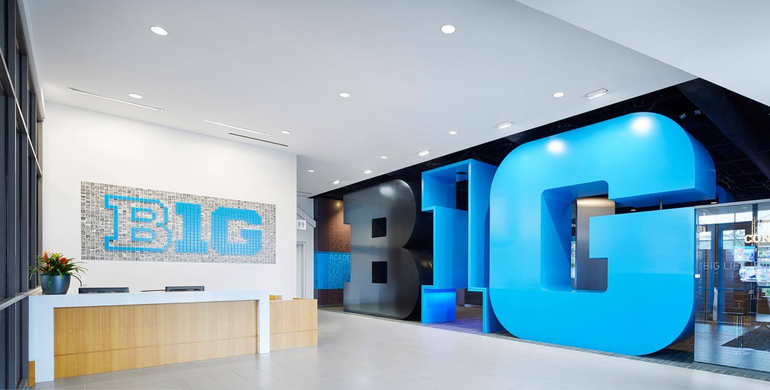 Big Ten Headquarters
