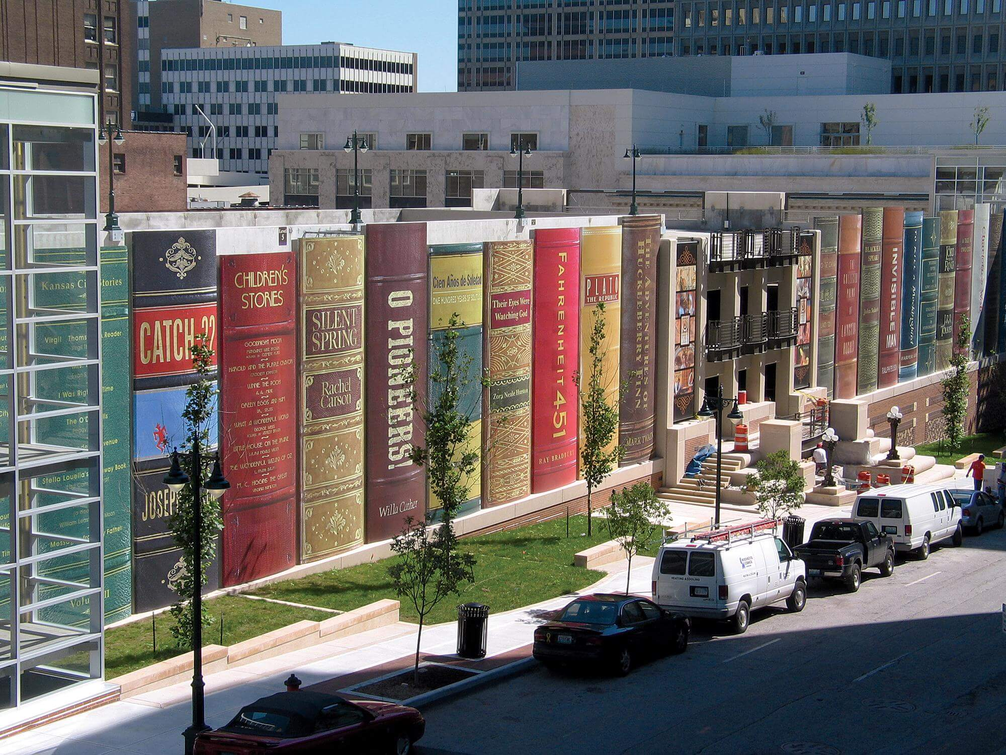 Library-Giant-Books