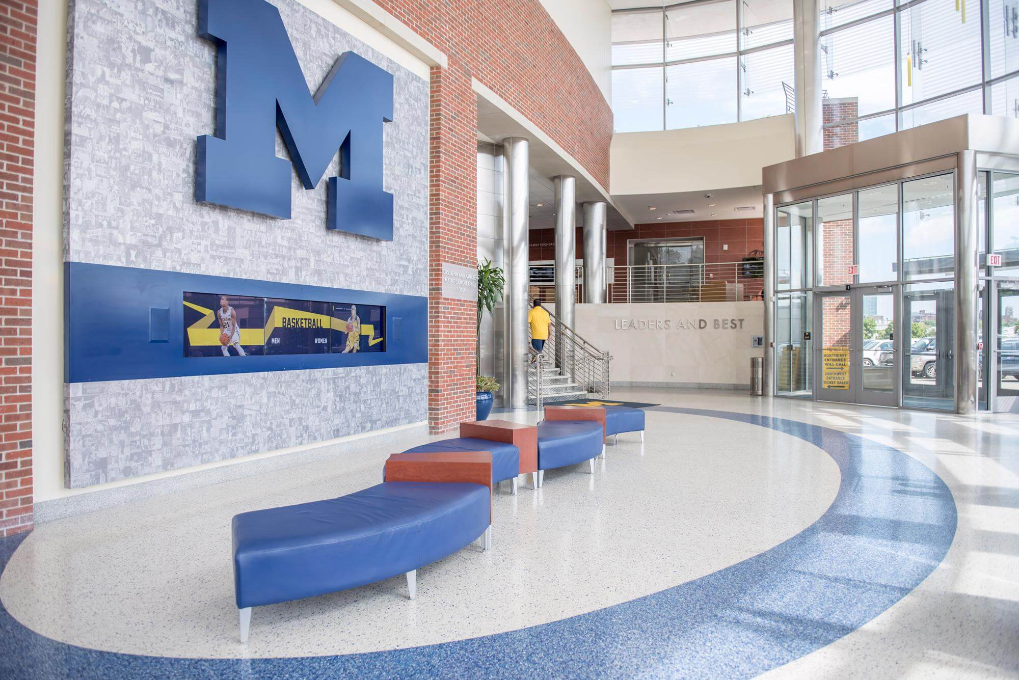 University of Michigan Crisler Center