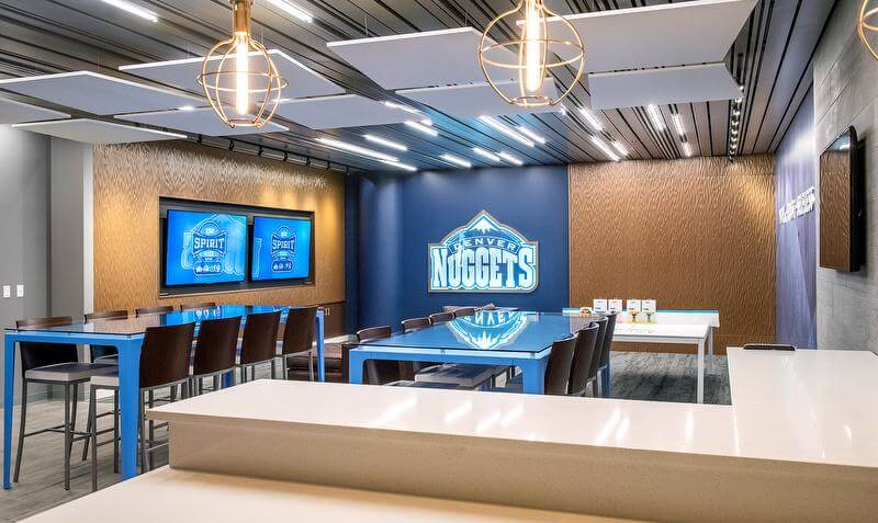 Nuggets-Player-Lounge