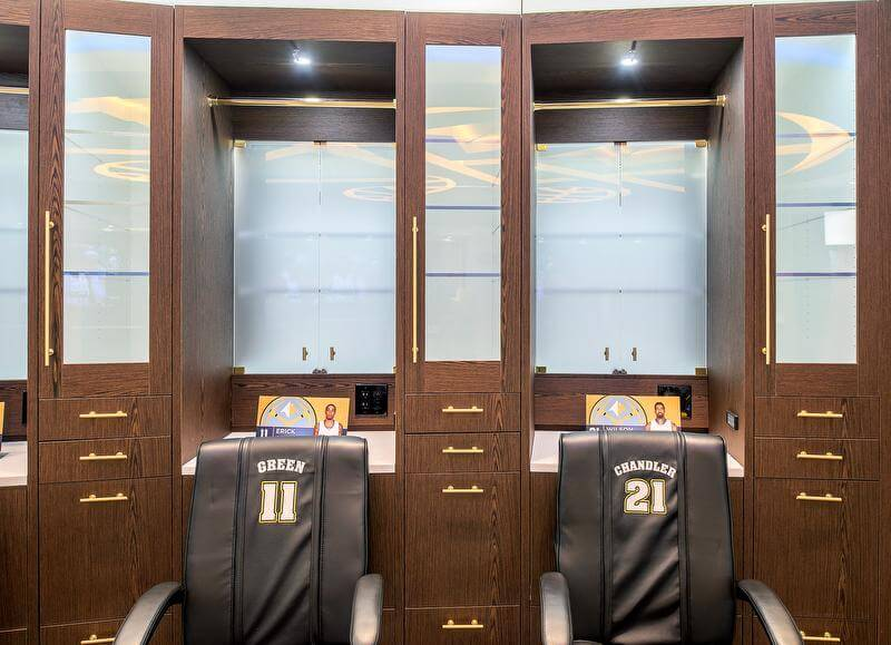 Nuggets-Lockers