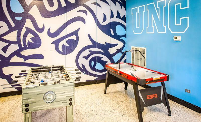 UNC-Student-Recreation-Room